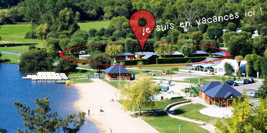 Camping auvergne avec piscine lac for Camping auvergne avec piscine